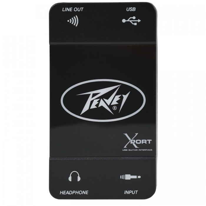 Peavey XPort™ USB Guitar Interface