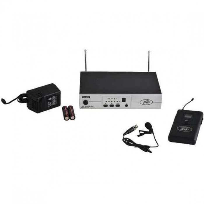 Peavey PV 16 CHANNEL UHF WIRELESS - BL