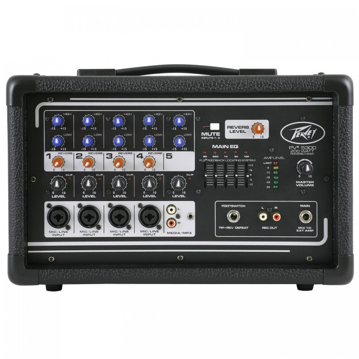 Peavey PV® 5300 - Front