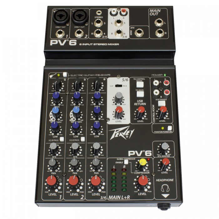 Peavey PV® 6 - Front