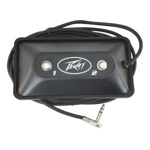 Peavey Multi-Purpose 2 Btn Footswitch