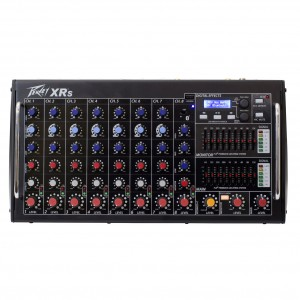 Peavey XR®-S Powered Mixer - Front