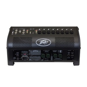 Peavey XR®-AT Powered Mixer - Back